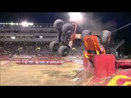 youtube monster trucks jam monster jam world finals xiii freestyle youtube monster truck