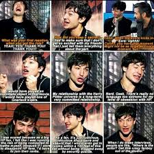 american actor with floppy hair and plays exasperated characters 19 best ezra miller images on pinterest ezra miller harry
