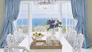 Beachy Dining Room by Our Favorite Modern Interiors Coastal Living