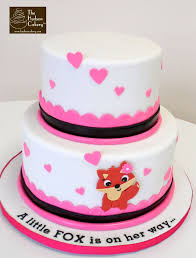 168 best foxy cakes images on pinterest fox cake beautiful