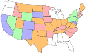 visited states map create your visited states map gas food no lodging