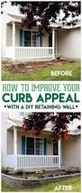 How To Give Your House Curb Appeal - adding curb appeal to a small townhouse even with strict condo