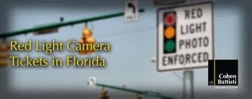 red light camera ticket florida red light camera tickets in florida fair game paperblog