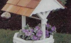 Wishing Well Garden Decor Garden Decor Catalogs Decorations Commercial Outdoor Christmas