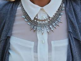 necklace shirt images How to wear necklaces with collared shirts vestimentum variety jpg