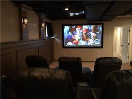 cincinnati basement home theater basement home theater in
