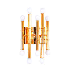 Bamboo Sconce Sconce Faux Bamboo Wall Sconces Bamboo Wall Sconce Lighting