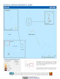 map of tuvalu maps population density grid v1 sedac