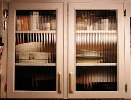 Cabinet Door Glass Insert New Ideas Decorative Glass Kitchen Cabinet Doors Etched Glass