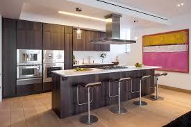 white kitchen island with breakfast bar modern white kitchen with hi gloss units and breakfast bar decor