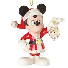 disney mickey mouse ornament decorate the season 2016 lenox