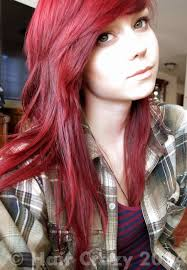 Cherry Bomb Hair Color Red And Magenta Mixed Hair Color Image Collections Hair Color Ideas