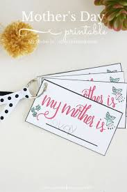 Homemade Mothers Day Cards by 191 Best Mother U0027s Day Images On Pinterest Holiday Ideas