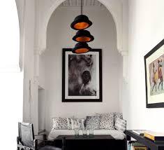 Jeeves Table L Pendant Light Jeeves Black ø30cm Innermost Nedgis Lighting