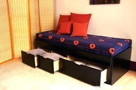 canapé lit avec rangement banquette lit avec tiroir banquette lit avec rangement lit
