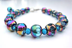 glass beads bracelet images Making of bracelets with glass beads jewelry pendants jpg