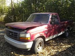 Ford F150 Truck 1995 - new kid on the block 1995 f150 xl ford truck enthusiasts forums