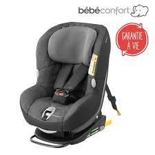 siege confort voiture milofix de bébé confort siège auto groupe 0 1 18kg aubert
