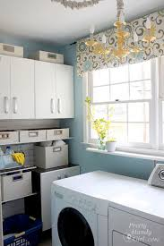 laundry room makeover with flow wall systems traditional