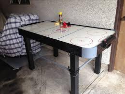 Air Hockey Coffee Table Air Hockey Table By Winnwell Outside Cowichan Valley Cowichan