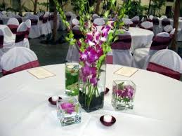simple center pieces white glass pendant l simple wedding table centerpieces ideas