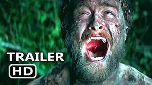 film petualangan barat 2017 jungle official trailer 2017 daniel radcliffe adventure movie hd