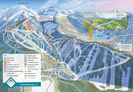 Vail Colorado Map by Trail Map Eagle Point Resort Utah Ski Resort