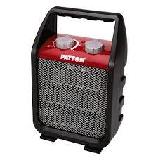 Portable Garage Home Depot Patton 1500 Watt Recirculating Portable Utility Heater Puh4842m
