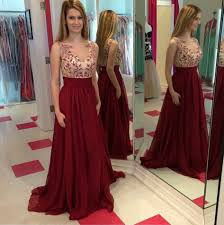 full length burgundy prom dress long burgundy lace prom dress