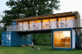 shipping container hotel offers eco friendly getaway for surfing