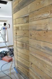 hidden attic access door home design ideas and pictures