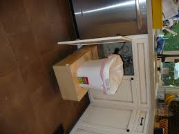 Kitchen Island With Trash Bin by Kitchen Island With Trash Bin Slide Out Trash Bin Inspiration And