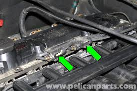 bmw e46 fuel injector replacement bmw 325i 2001 2005 bmw