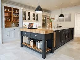 shaker kitchen island stunning black grey painted kitchen tom howley kitchen