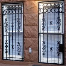 Door Grill Design Security Steel Grill Door Design Security Steel Grill Door Design