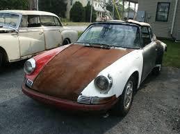 1972 porsche 911 targa for sale 1972 porsche 911 t targa restoration project for sale photos