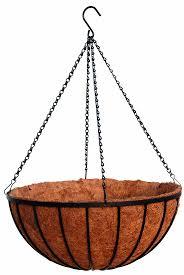 47 best hanging basket images on pinterest hanging baskets wire