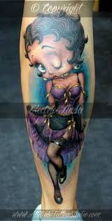 betty boop pin up electric the best pin up