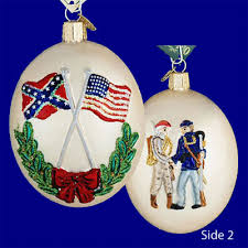 civil war decorations lights card and decore