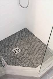 hexagon floor tile american olean satinglo hex 10pack ice white