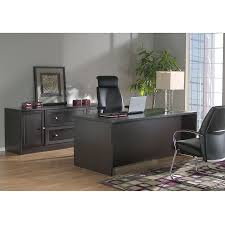 Modern Espresso Desk Series 2000 Modern 63 Espresso Desk Collectic Home