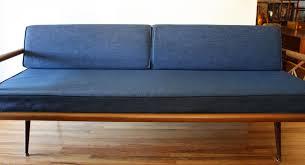 Fairmont Design Furniture Sofa Traditional Style Blue Mid Century Fairmont Designs Asian