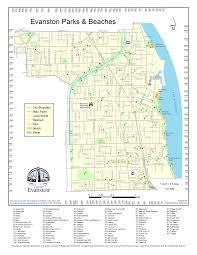 Chicago Ward Map Maps City Of Evanston