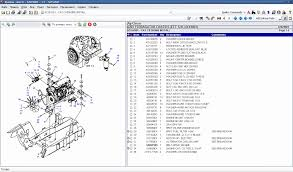 all truck parts and service training manuals schematic in code