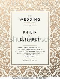 Wedding Invitation Samples 260 Wedding Invitation Templates Vectors Download Free Vector
