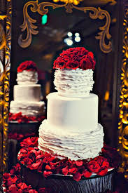 Valentine S Day Wedding Decorations by 30 Adorable Valentine U0027s Day Wedding Cakes Weddingomania