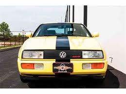 volkswagen corrado supercharged 1990 volkswagen corrado g60 for sale classiccars com cc 983396
