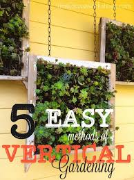 247 best vertical gardening images on pinterest vertical gardens