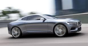 new volvo the volvo concept coupé u2013 the next generation p1800 elegant