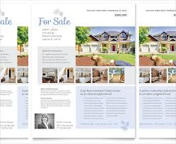 house brochure template 17 free download real estate flyer